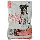 Sabor & Vida Puppies Chicken & Liver Dog Food, 2.7 Kg