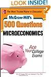 McGraw-Hill's 500 Microeconomics Ques...