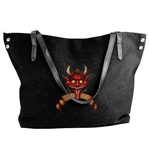 CHRIS-Greetings-From-Krampus-Womens-Beautiful-Handbag-Purse-Bag