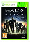Xbox Halo : Reach (Standard Edition) Original Pal Xbox 360 Action Game