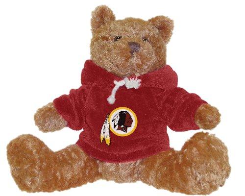 NFL Washington Redskins Hoodie Bear