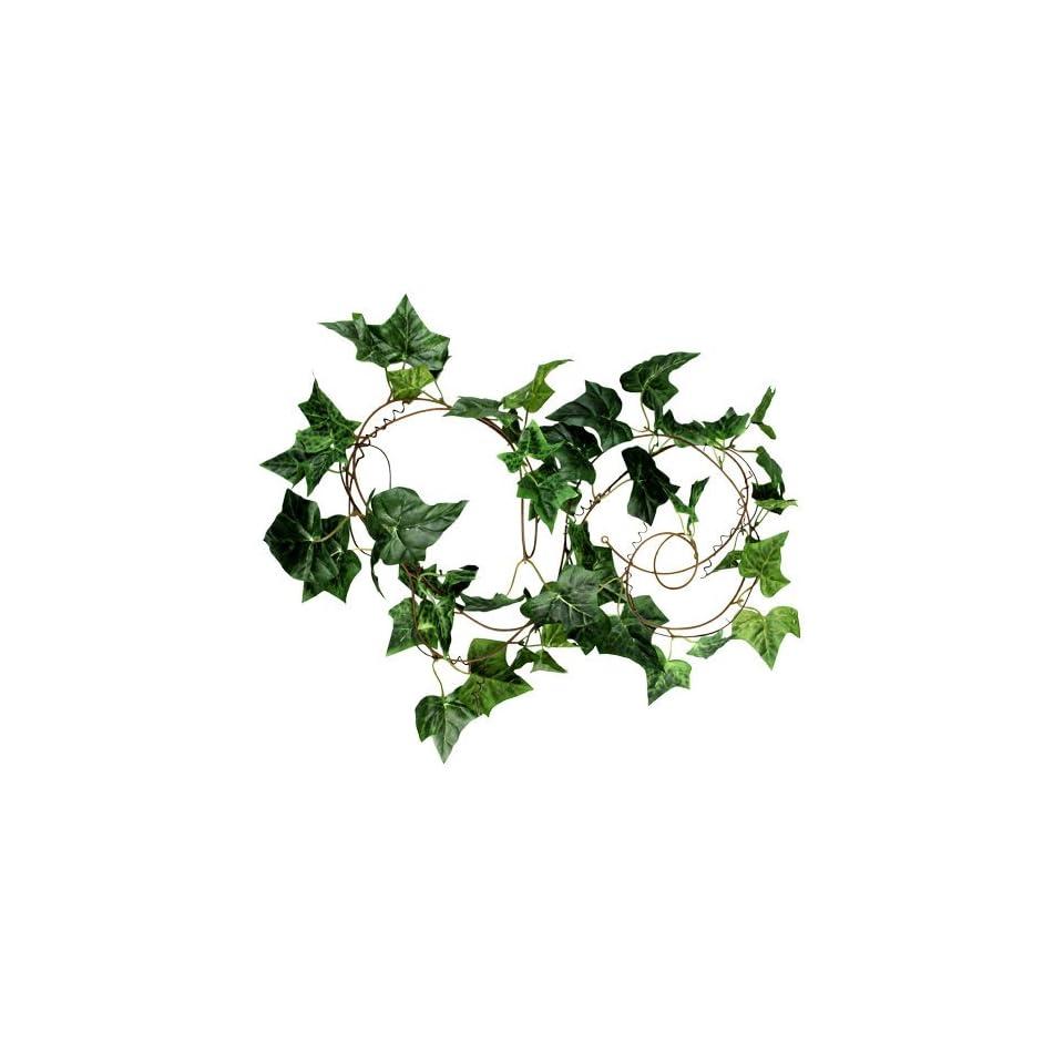 Efeubusch grün 120cm GA künstliches Efeu Efeuranke Kunstpflanzen