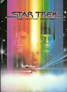 1979 Star Trek, The Motion Picture Movie Program