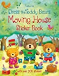 DRESS THE TEDDY BEARS MOVING HOUSE ST...