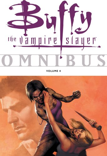 Various (Artist)  Various - Buffy the Vampire Slayer Omnibus Volume 4
