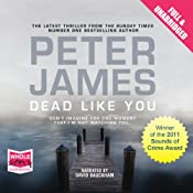 Dead Like You: DS Roy Grace Mystery, Book 6 | Peter James