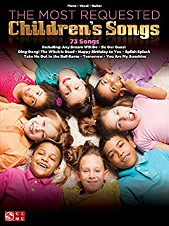 Book Cover: The Most Requested Children's Songs