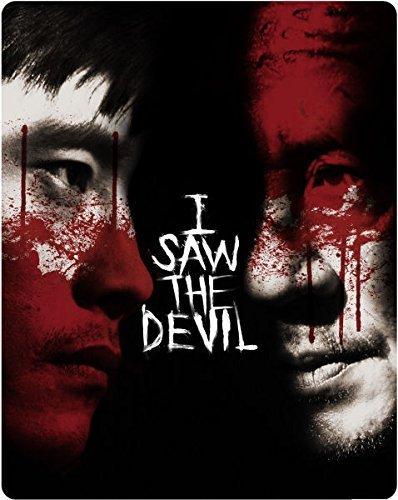I Saw the Devil Blu-ray Steelbook Zavvi Ultra Limited Exclusive #/4000 Region B UK Import by N/A