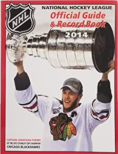Triumph Books NHL Guide & Record Book 2014 by Triumph Books