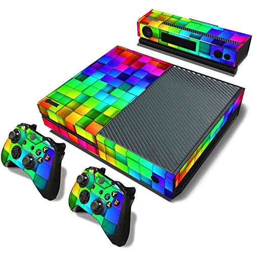 colored-pattern-full-protective-skin-cover-sticker-for-xbox-one-console-kinect-sensor-remote-control