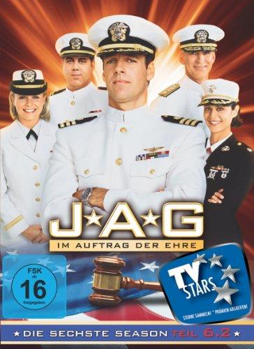 JAG: Im Auftrag der Ehre - Die sechste Season, Teil 6.2 [3 DVDs]