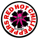 Merchandise - Red Hot Chili Peppers - Aufnäher Octopus (in 9 cm) von Red Hot Chili Peppers