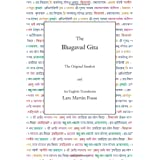 The Bhagavad Gita: The Original Sanskrit and an English Translationby Lars Martin Fosse