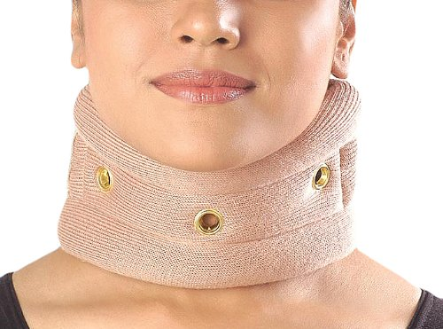 Vissco Magnetic Cervical Collar with Support Small