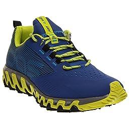 adidas Performance Men\'s Vigor 5 TR M Trail-Running Shoe, Collegiate Royal/Semi Solar Yellow/Solar Blue, 9.5 M US