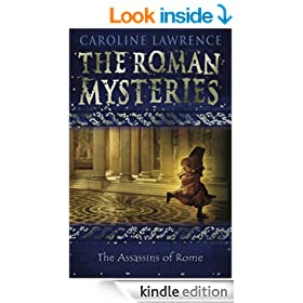 The Assassins of Rome (THE ROMAN MYSTERIES Book 4)