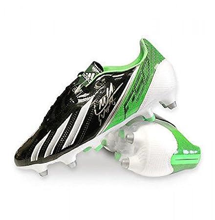 Luis Suarez Hand Signed Adidas F50 Football Boot