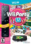 Wii Party U with Black Wii Remote Plus