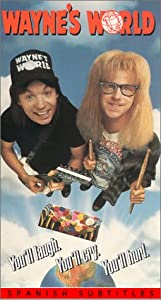 Wayne's World [VHS]