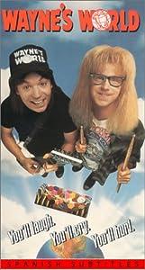 Wayne's World [VHS]