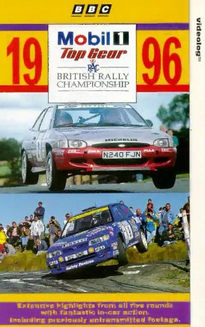 mobil-1-top-gear-rac-british-rally-championship-1996-vhs-import-anglais