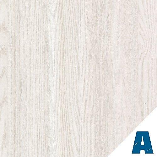 artesive-wd-001-roble-blanco-mate-30-cm-x-5mt-pelicula-adhesiva-vinilo-efecto-madera-para-la-decorac