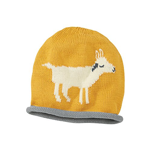 Hanna Andersson Baby Snug As A Bug Hat, Size Xxs (0-3 Months), Little Goat back-621686