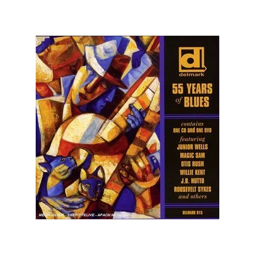 Various Artists - 55 Years Of Blues (Delmark Records)
