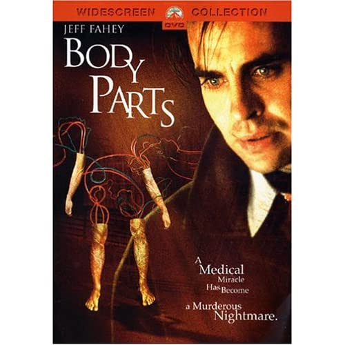 Body Parts - 1991 - Eric Red 51G02X4NGGL._SS500_