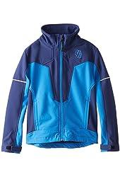 Urban Republic Big Boys' Big Boy Soft Shell Jacket, Medium Blue, 8