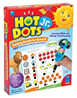 Educational Insights Hot Dots Jr Getting Ready For School by Educational Insights