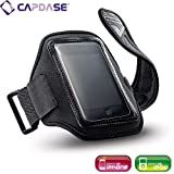CAPDASE iPhone 4 / 3G & 3GS, iPod touch 4th, 1st, 2nd & 3rd Generation, Sport Armband スポーツ アームバンド ABIH3G-1001