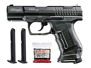 Buy Walther P99 .43 Blowback Paintball Pistol Super Combo by RAM T4E