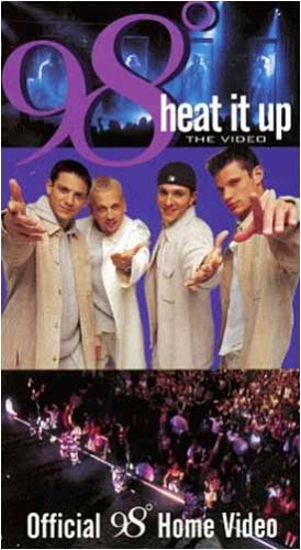 98 Degrees - Heat It Up: The Video