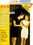 Berlitz Italian Cassette Pack with Ph...