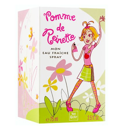 Yves Rocher 2-piece Pomme de Reinette Fragrance Gift Set for Girls: Pomme de Reinette Fragrance, 75 ml For little divas & Polly Pocket Fragrance for Girls. (Available after 10/01/2012). Imported from France Amazon.com
