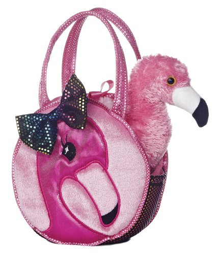 Fabulous Flamingo Fancy Pals Pet Carrier
