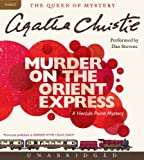 Agatha Christie Murder on the Orient Express (Hercule Poirot Mysteries)