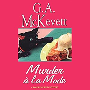 Murder a la Mode Audiobook