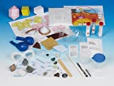 National Geographic Crystals, Rocks, and Minerals Experiment Kit