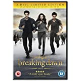 The Twilight Saga: Breaking Dawn - Part 2 (2 Disc Limited Edition) [DVD]by Kristen Stewart