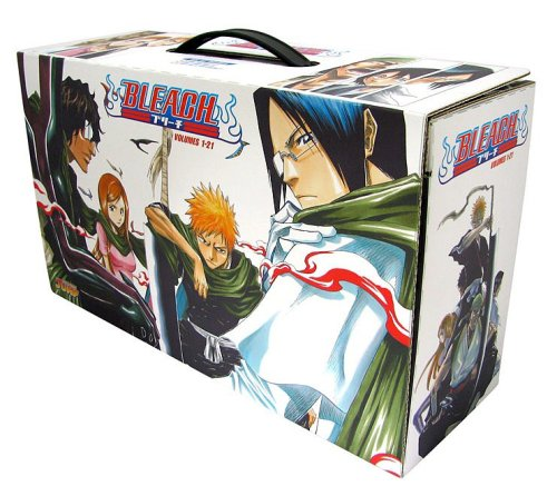 Bleach Box Set (Vol. 1-21)