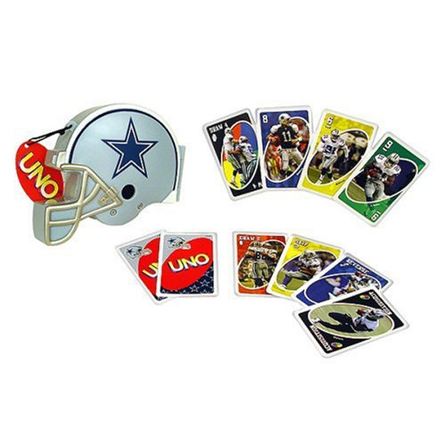 Buy Sababa Toys Dallas Cowboys Uno