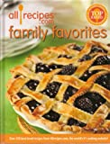 All Recipes.com Family Favorites: Over 350 Best Loved Recipes from Allrecipes.com, the World's #1 Cooking Website