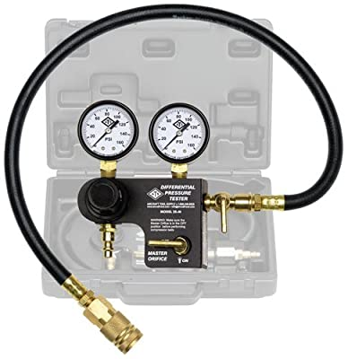 Aircraft Tool Supply Differential Pressure Tester With Master Orifice