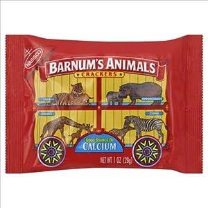 Amazon.com: Nabisco Barnum's Animals Crackers, 1