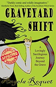 (FREE on 11/27) Graveyard Shift by Angela Roquet - http://eBooksHabit.com