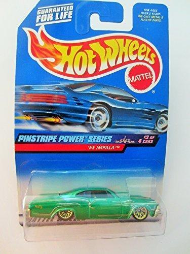 Hot Wheels '65 Impala Pinstripe Power Series Car #3 of 4 #955 by Hot Wheels