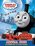 A Review of Thomas & Friends Annual 2016 (Annuals 2016)byabcwefh