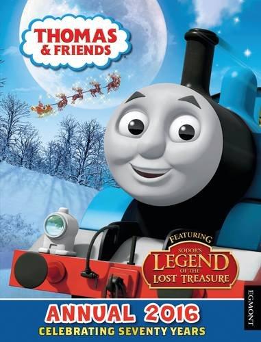Thomas & Friends Annual 2016 (Annuals 2016)